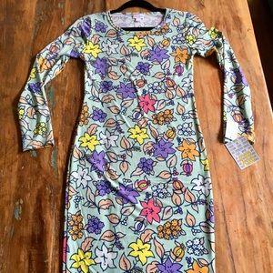 XXS Long sleeve Debbie Dress